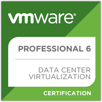 VMWare Certified Professional - Data Center Virtualization 6 (VCP-DCV6)